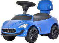 BUDDY TOYS Odrážadlo Maserati Grand Cabrio BPC 5132 - modrá