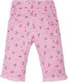 G-MINI Kočička Kalhoty s kapsami bez ťapek F, vel. 104 – růžová