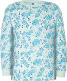 G-MINI Prima Pyžamo dvoudílné Liška A, vel. 80 – modrá