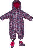 G-MINI Bano Overal kojenecký, potisk, vel. 68 – růžová