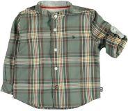 BOBOLI Elegantní košile, vel. 98 - šedá, kluk