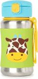 SKIP HOP Stalowy bidon Żyrafa Zoo