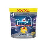 FINISH Quantum Max Lemon 60 ks - tablety do myčky