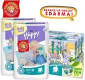 BELLA HAPPY Junior 6 Big TOY BOX (16+ kg), 108 ks – jednorázové plienky