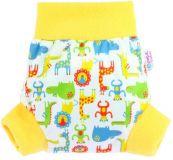 PETIT LULU Pull-up svrchní kalhotky L - Safari