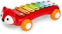 SKIP HOP Explore&More xylofon, chytrý lišák