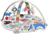 SKIP HOP Deka na hraní hudební, svítící, 4 hračky Vibrant Village 0 m+