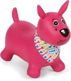 LUDI Skákací pes, růžový