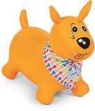 LUDI Skákací pes, žlutý