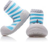 ATTIPAS Chlapčenské topánočky Marine, veľ. S - zelená