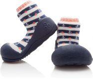 ATTIPAS Chlapecké botičky Marine, vel. M - modrá