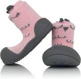 ATTIPAS Dievčenské topánočky Cutie, veľ. L - ružová