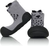 ATTIPAS Unisex topánočky Cutie, veľ. L - šedá
