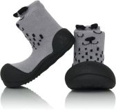 ATTIPAS Unisex topánočky Cutie, veľ. XL - šedá