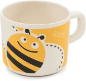 ZOPA Bambusový hrníček, Bee