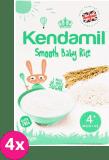4x KENDAMIL Jemná rýžová kaše (100 g)