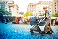 MAXI-COSI Zelia Urban Wózek - Nomad Blue 2018