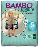 BAMBO NATURE Pants Junior (12-20 kg) 20 szt. - pieluchomajtki
