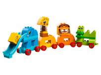 LEGO® DUPLO® 10863 Pociąg ze zwierzątkami