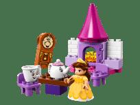 LEGO® DUPLO® 10877 Bella a jej čajový večierok