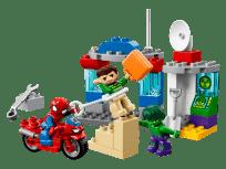 LEGO® DUPLO® 10876 Dobrodružstvo Spider-Mana a Hulka