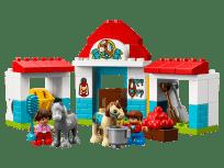 LEGO® DUPLO® 10868 Stajne pre poníka