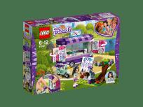 LEGO® Friends 41332 Emma a jej umelecký stojan
