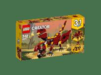 LEGO® Creator 31073 Mityczne stworzenia