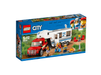 LEGO® City 60182 Pick-up a karavan