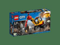 LEGO® City 60185 Důlní drtič kamenů