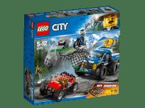 LEGO® City 60172 Pościg górską drogą