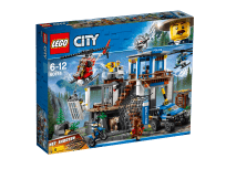 LEGO® City 60174 Horská policejní stanice