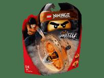 LEGO® Ninjago 70637 Cole - Majster Spinjitzu