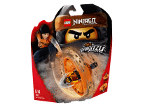 LEGO® Ninjago 70637 Cole - Mistr Spinjitzu