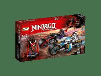 LEGO® Ninjago 70639 Pouliční závod Hadího jaguáru