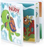 NUBY První pískací knížka do vody 4m+