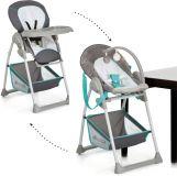 HAUCK Jídelní židlička Sit'n Relax - Hearts