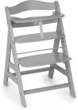 HAUCK Krzesełko do karmienia Alpha + – Grey 2018