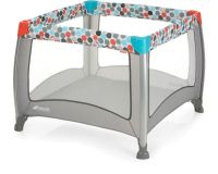 HAUCK Fisher Price Cestovní postýlka Play'n Relax SQ - Gumball grey