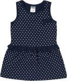 JACKY Sukienka bawełniana Summer Styles, rozm. 86 – niebieska/nadruk