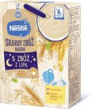 3x NESTLÉ Skarby zbóż Kaszka 5 zbóż z lipą (6m+) 250 g