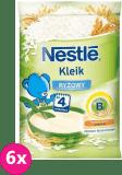 6x NESTLÉ Kleik ryżowy (4m+) 160 g