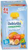 BEBIVITA Ovocný mix 4x90 g – ovocný příkrm