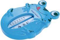 CANPOL BABIES Koupací teploměr žabka - modrý