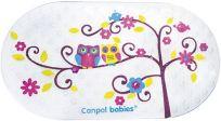 CANPOL BABIES Protiskluzová podložka do vany sovy