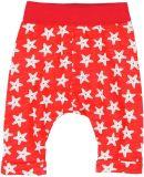 BOBOLI Měkké kalhoty hvězdičky potisk, 74 cm - potisk, uni