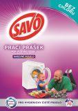 SAVO Bez chlóru Color prací prášek na barevné prádlo 70 praní