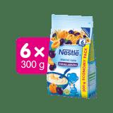 6x NESTLÉ Mléčná kaše Švestka Meruňka 300 g