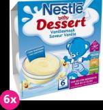 6x NESTLÉ Baby Dessert vanilkový (4x100 g)