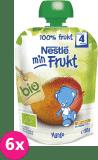 6x NESTLÉ Bio ovocná kapsička - mango (90 g)